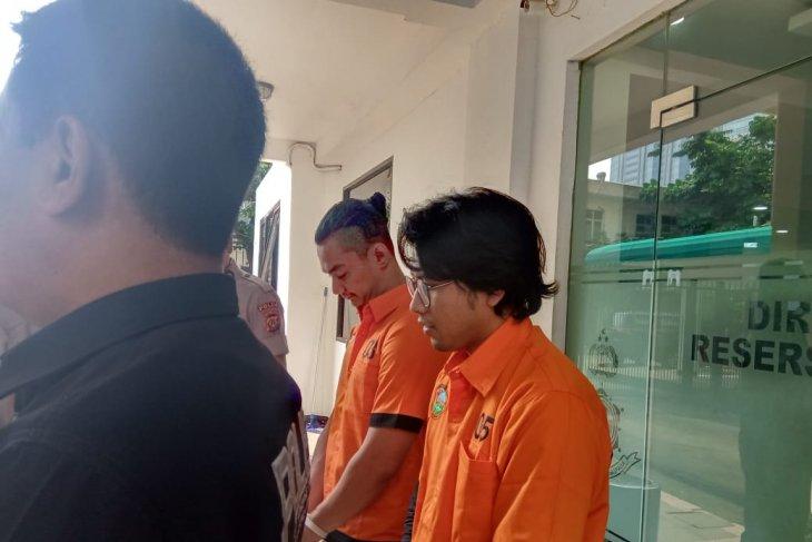 Aktor FTV Agung Saga kembali diciduk polisi karena narkoba