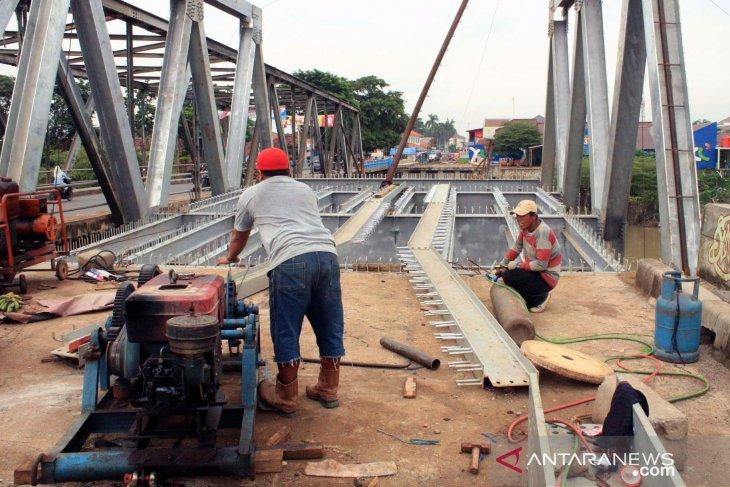 Pemprov Jabar kucurkan dana Rp17 miliar untuk pembangunan Jembatan Walahar