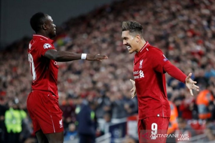 Southampton 1-2 Liverpool, Mane kembali cetak gol