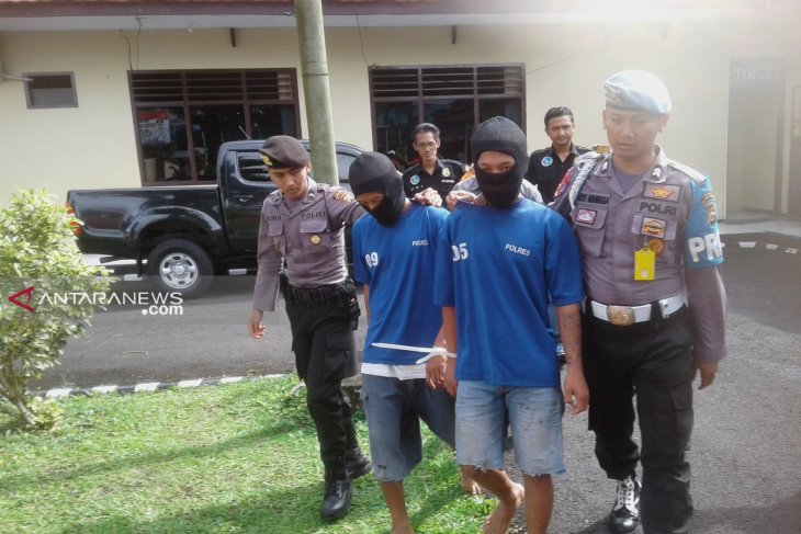 Polisi amankan dua ABG terlibat kasus curanmor di Rejang Lebong