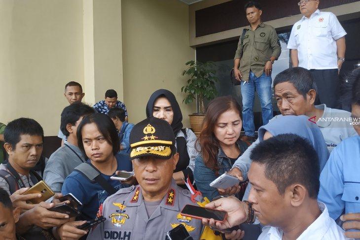 Kepolisian mulai periksa tiga terduga penganiaya siswi SMP