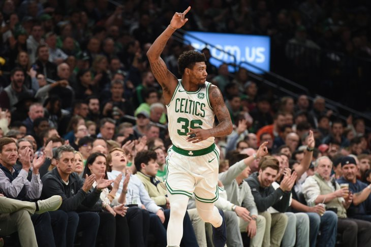 Boston Celtics awali playoff NBA tanpa Marcus Smart