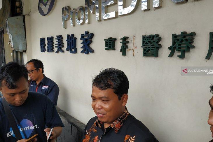 Ketua KPAI berikan dukungan moral pada korban bullying