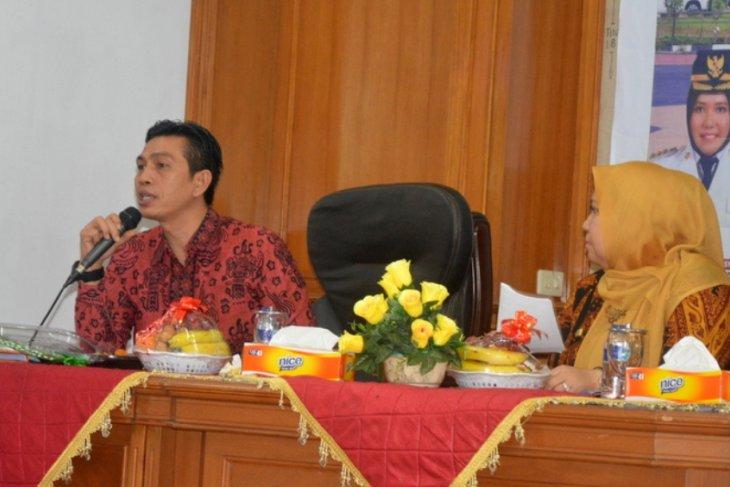 Rapat Evaluasi Perkembangan Pelaksanaan Kegiatan APBD Muarojambi