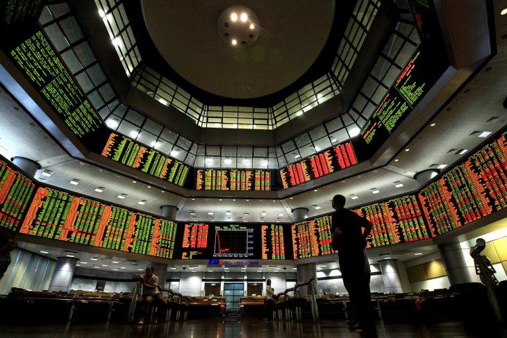 Bursa saham Malaysia ditutup melemah  0,27 persen