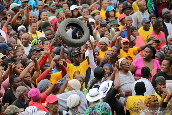 Berita Dunia - Kongres Nasional Afrika kutuk keras penodaan kuburan Muslim