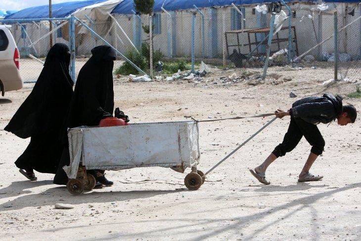 Seorang WNI perempuan terbunuh di kamp Al-Hol Suriah