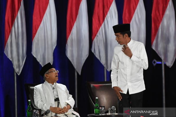 Joko Widodo committed to fight for independence of Indonesian economy