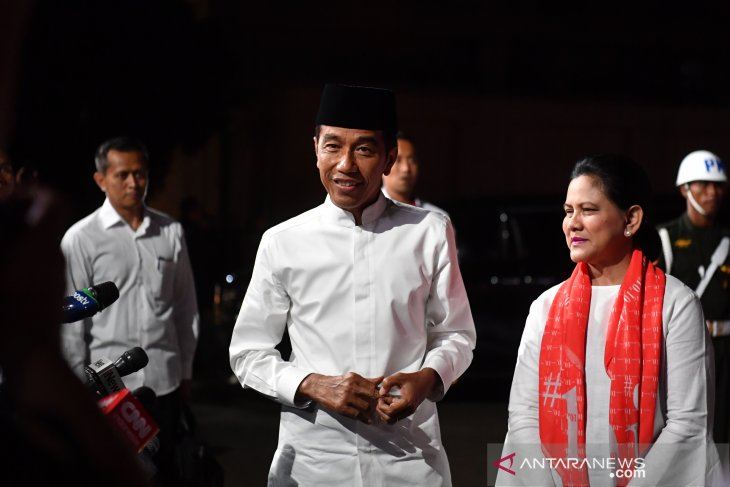 Jokowi ready to answer questions in final round of debate