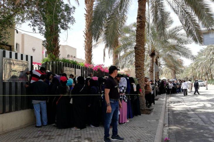 WNI di Arab Saudi antusias ikuti Pemilu