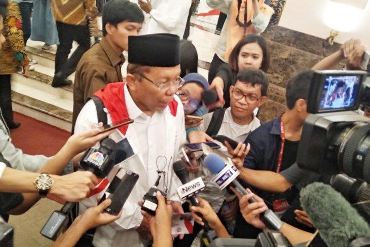 Joko Widodo-Ma'ruf Amin to both answer questions during debate: Arsul