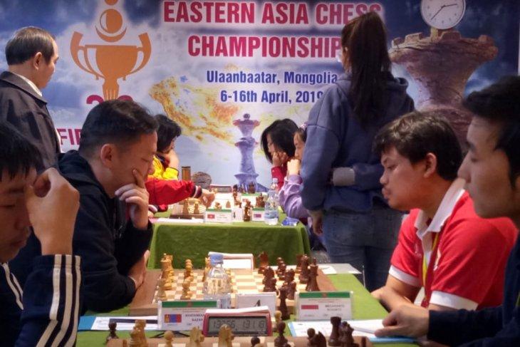 GM Susanto kejar tiket piala dunia lewat kejuaraan Mongolia