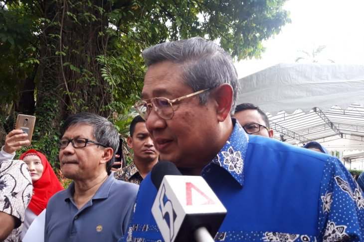 Former president Yudhoyono to vote in Singapore