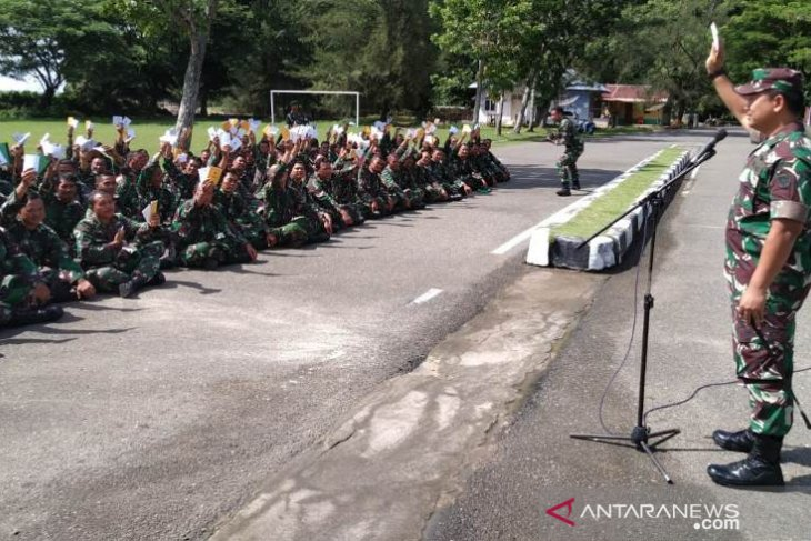Dandim 0114 Aceh Jaya tegaskan prajuritnya netral pada Pemilu 2019