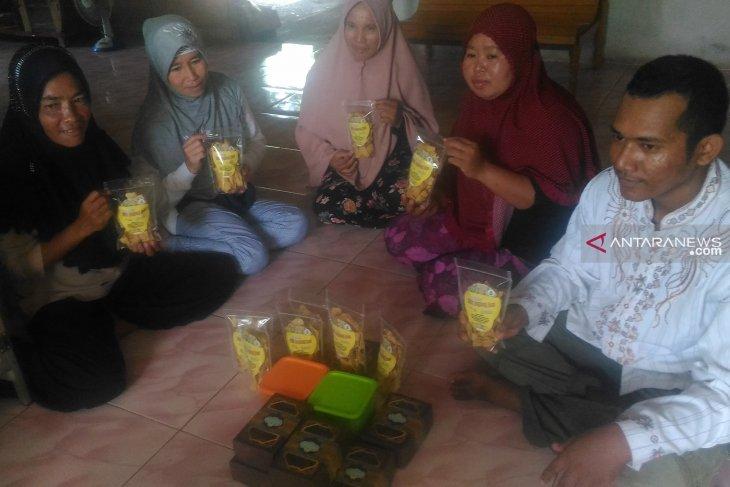 Melirik potensi olahan jagung ibu-ibu di Kubu Desa Mangkalang