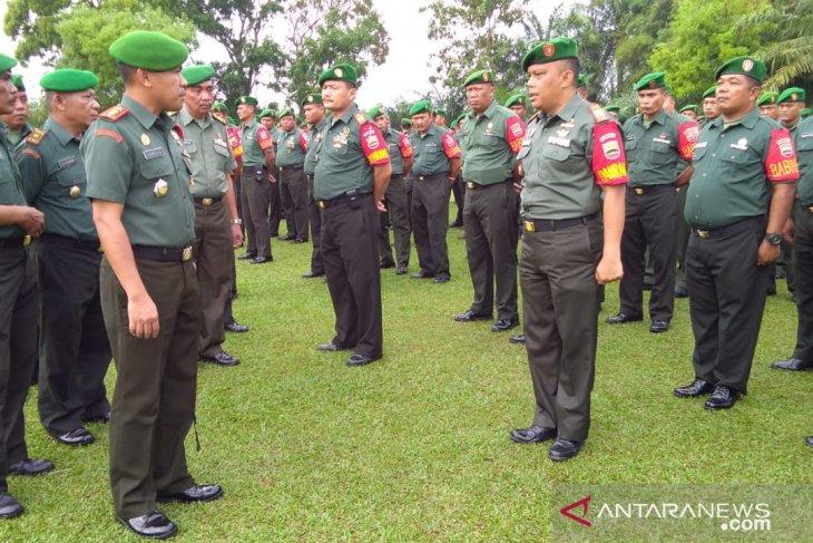 Kodim 0204/DS siap jaga netralitas TNI pada Pemilu 2019
