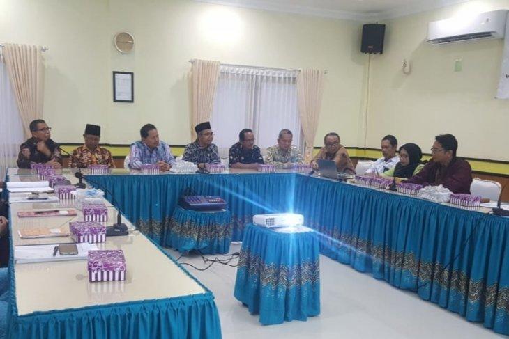 KPPN Barabai saling berbagi virus WBK dengan Pengadilan Agama