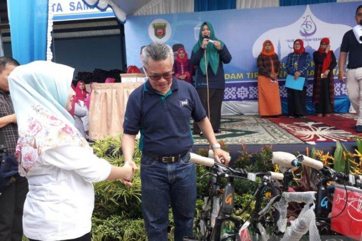 Walikota Samarinda Inginkan Pelayanan  PDAM Maksimal