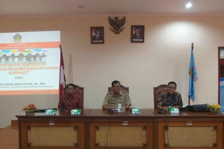 Dinkop Bali ingatkan penguatan kualitas SDM koperasi