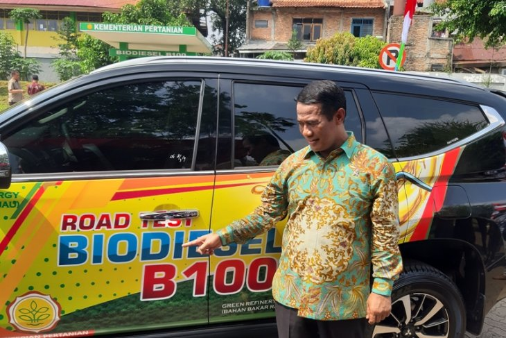 B100 is answer to Indonesian palm oil discrimination by EU: Minister