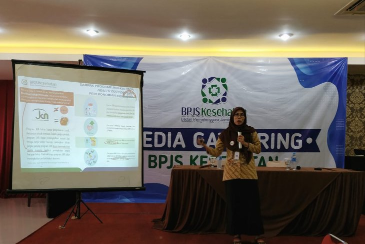 BPJS Kesehatan Banjarmasin bayarkan klaim RS dan apotek Rp180,6 miliar