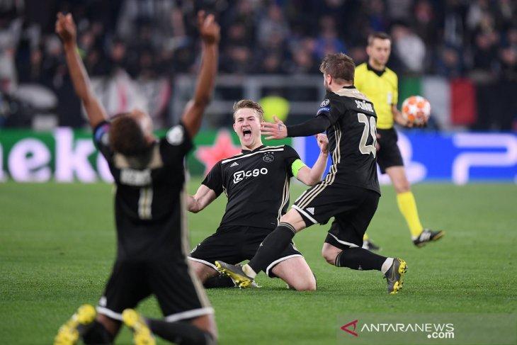 Barca dan Ajax ke semifinal Liga Champions