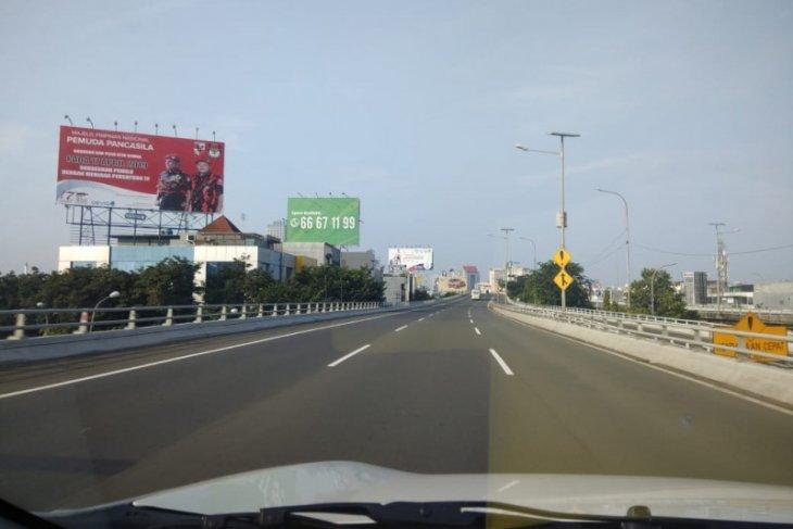 Akses keluar tol Rawa Bokor akan ditutup mulai 1 April 2020