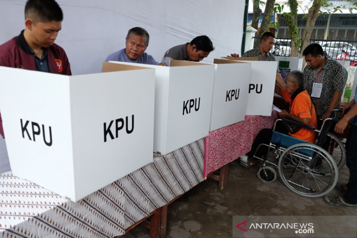 Pemilu 2019 di Medan