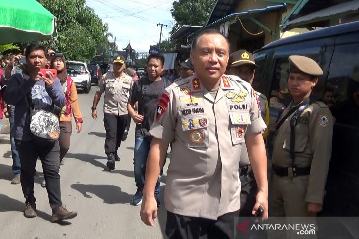 S Kalimantan Police Chief: Voting is conducive