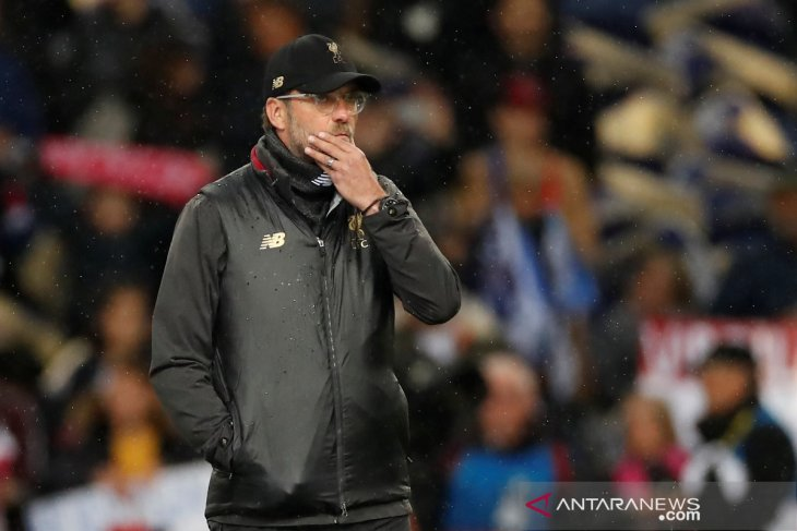 Juergen Klopp ragukan kondisi Manchester United