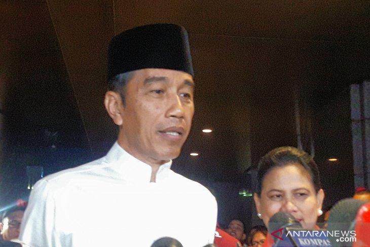 Jokowi kirim utusan ajak Prabowo bertemu
