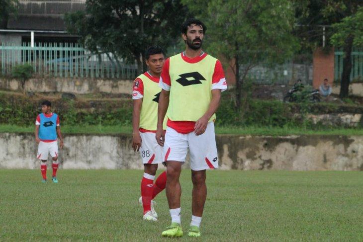 Semen Padang kini punya empat pemain asing