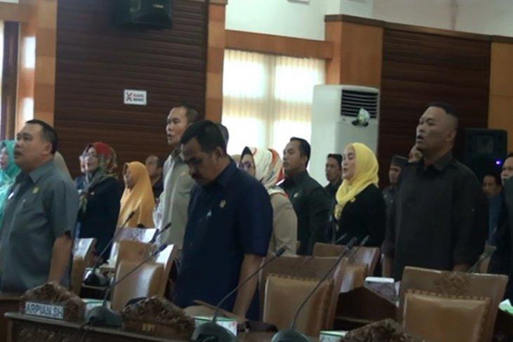 Pidato LKPJ Bupati Mempawah akhiri masa bhakti 2014 - 2019