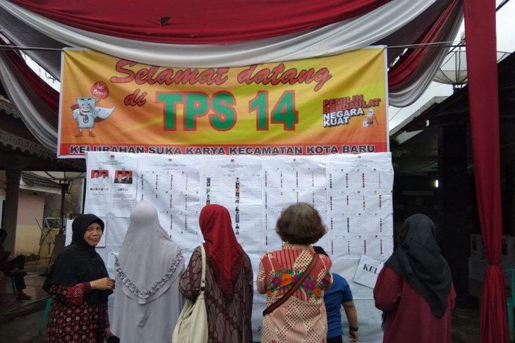 KPU : Pemilihan susulan di 24 TPS Kota Jambi lancar