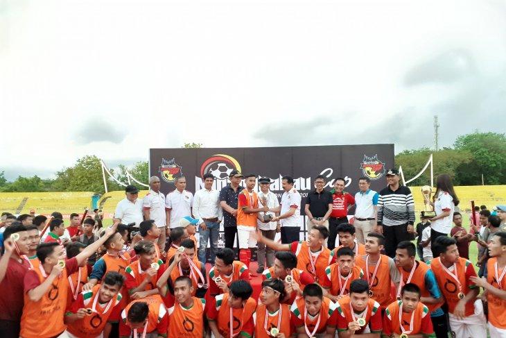 Jebolan Minangkabau Cup II lolos seleksi  Semen Padang U-20