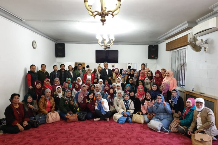 Indonesian Embassy repatriates 51 illegal migrant workers from Jordan