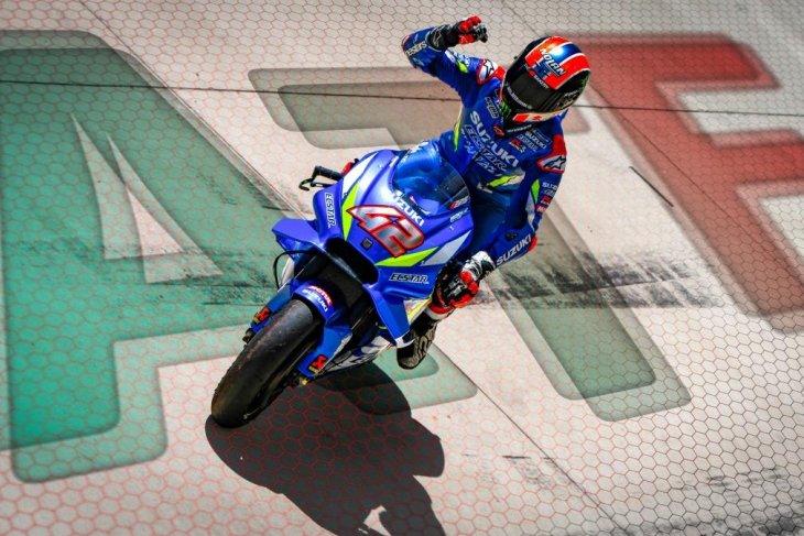Menanti kejutan lagi Suzuki di arena MotoGP