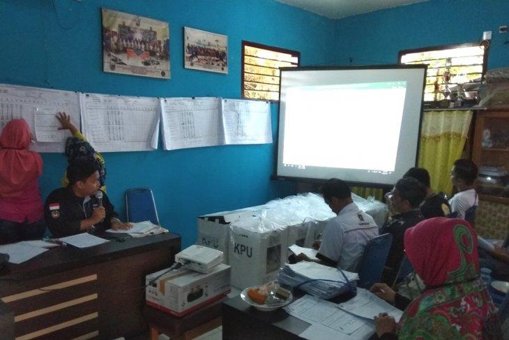 Kantor penyuluh KB-pun dikerahkan untuk ruang rekapitulasi Pemilu