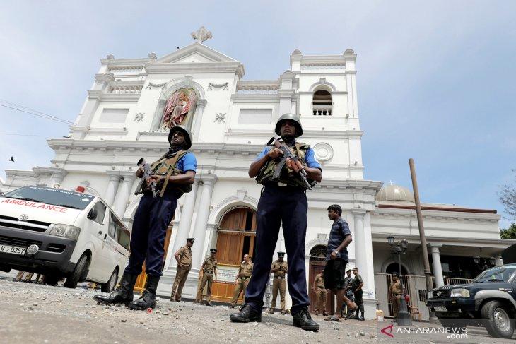 Kemlu pastikan tidak ada WNI jadi korban ledakan di Kolombo