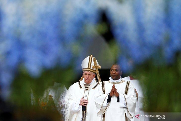 Paus kutuk kekerasan bersenjata di Amerika Serikat