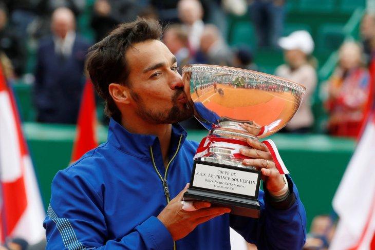 Reaksi bintang tenis dunia terpilihnya Turin tuan rumah final ATP