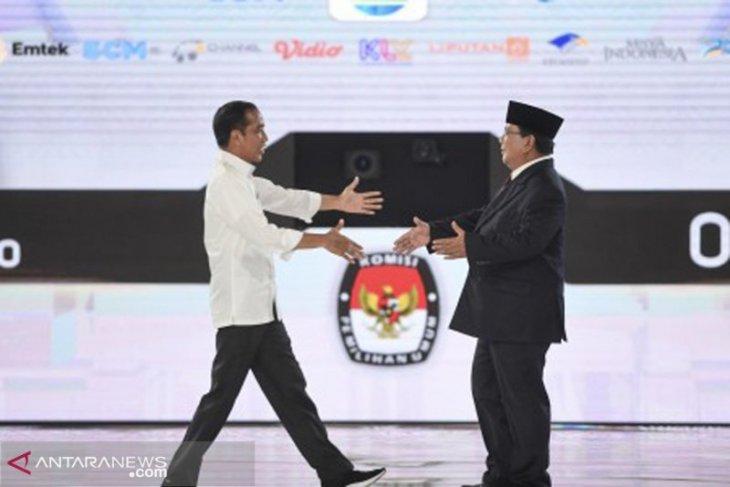 Jokowi sementara unggul 25 suara di Kalbar