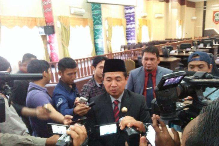 Wali kota: lokasi pasar wadai Ramadhan Banjarmasin berpindah.