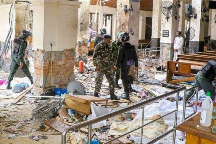 Minister decries Sri Lanka bombing, calls it humanitarian tragedy