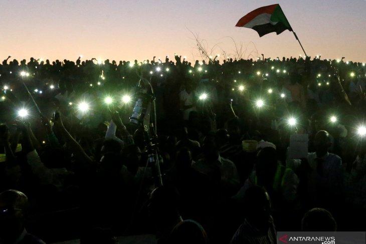 Pemimpin militer Sudan katakan beberapa usaha kudeta telah digagalkan