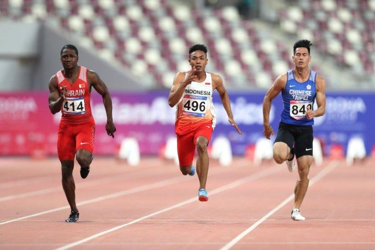 Pelatih pastikan Zohri siap bertanding di Qatar