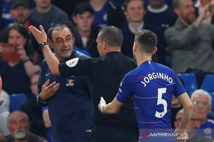 Pelatih Chelsea didakwa FA terkait insiden vs Burnley