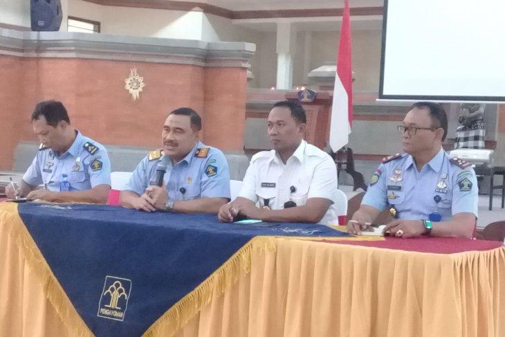 Kanwil Kemenkumham Bali bentuk Satgas untuk operasi barang terlarang Lapas-Rutan