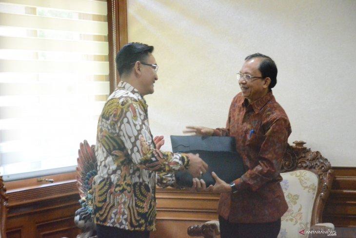 Gubernur Bali: pendidikan antikorupsi penting ditanamkan sejak tingkat dasar