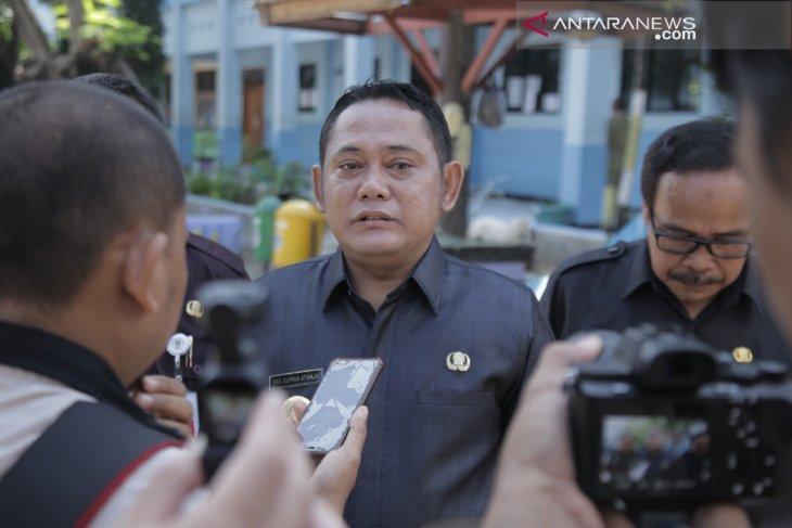 Ujian nasional di Kabupaten Bekasi berjalan lancar